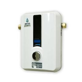 Eco Smart Tankless Water Heater - Affordable! Electric and gas models available. Perfect for a Tiny House.