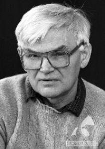 Ryszard Ber, fot. Romuald Pieńkowski, źródło: Fototeka FN?>