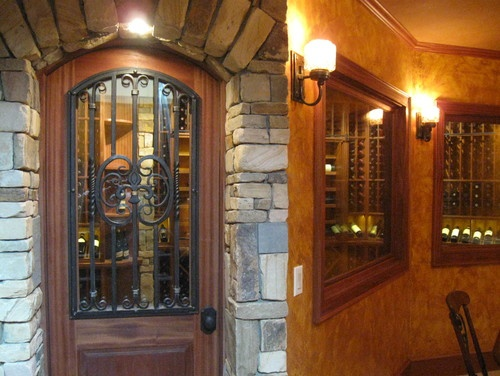 10 best images about Wine cellar doors on Pinterest  Traditional, Wine cellar and Railings