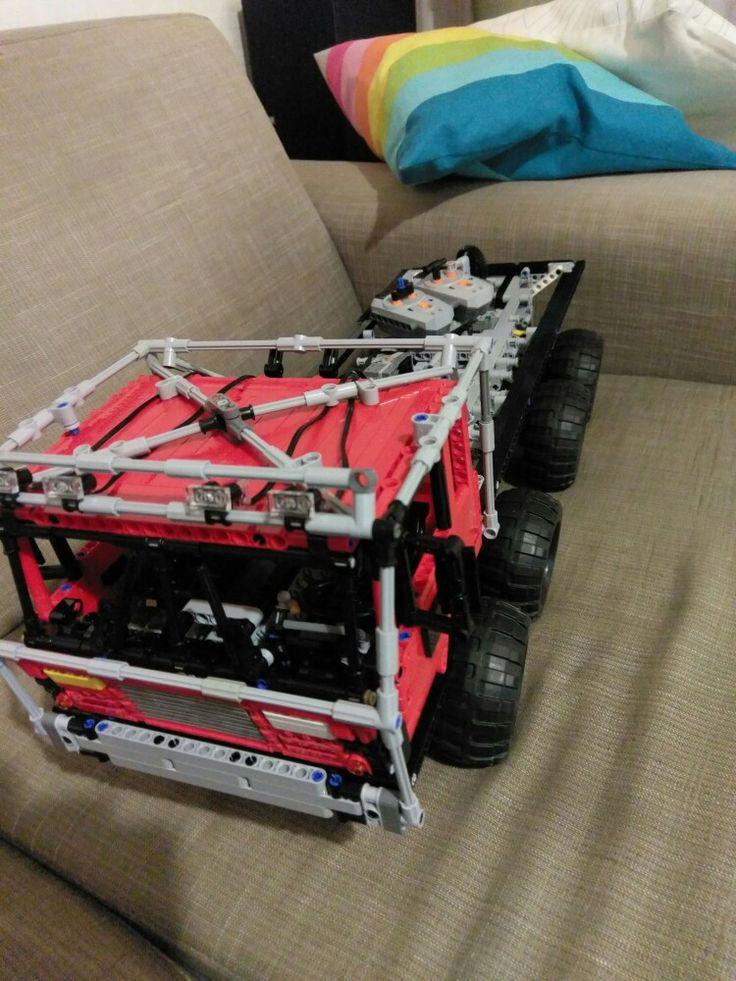 lego tatra truck klaar 2