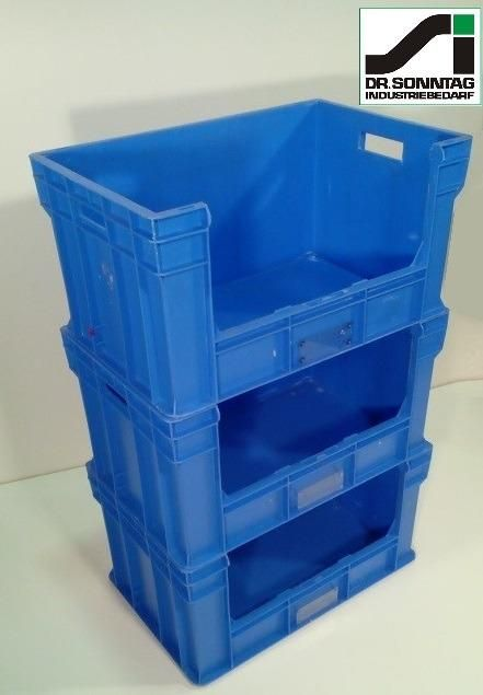 Stapelbehaelter 36 St. 600x400x315 mm Bito 600 x 400 x 315 mm Stapelkisten Stapelboxen Sichtlagerbox