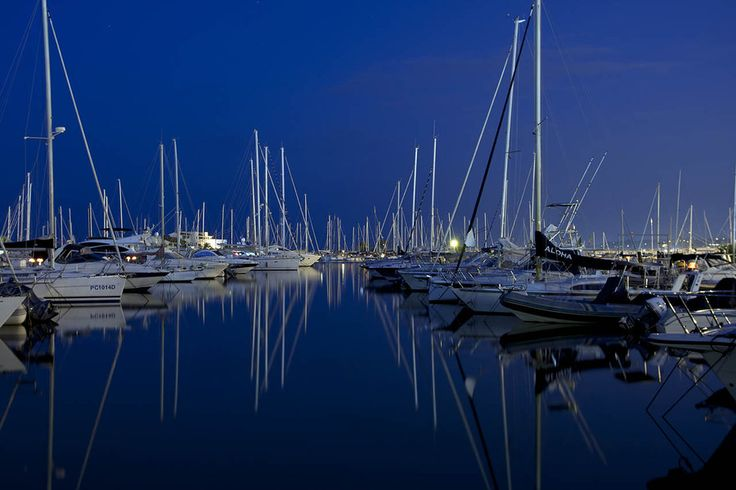 Harbour in Blu by Giuseppe Mosca on 500px