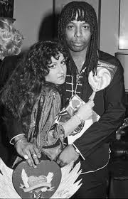 Tina Marie (Lady T) & Rick James