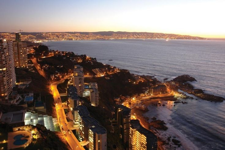 Tourist Information about Reñaca Beach in Valparaíso and Viña del Mar. Learn about the best season to visit, activities you can make and tourism services provided.