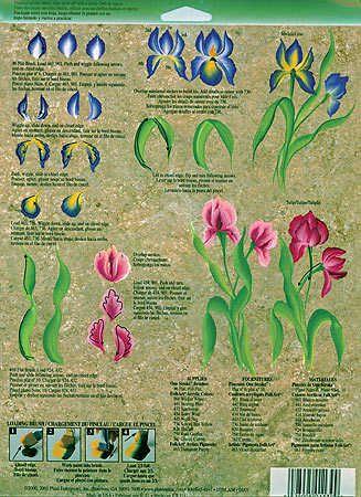 Donna Dewberry Free Patterns | ... - Donna Dewberry - One Stroke - Painting Supplies - Craft Supplies