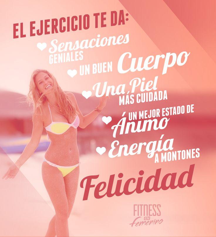 Verdades como puños. Motivación fitness http://www.gorditosenlucha.com/