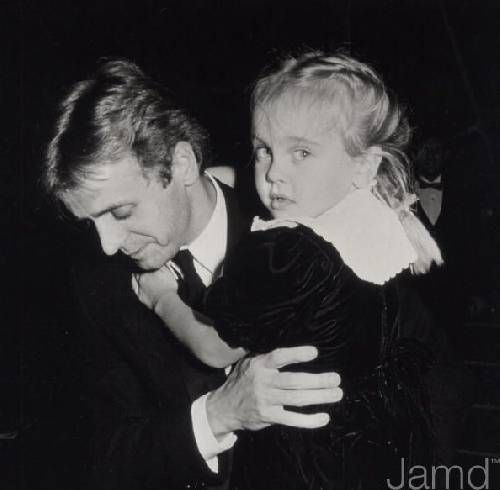 With daughter Shura | Mikhail Baryshnikov | Pinterest ...