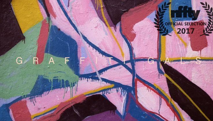 Graffiti Gals #Arts #Design #Craft #Documentary by Isabella Cuevas Pierson