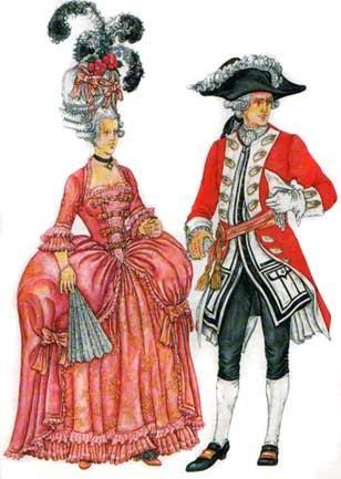 Французкая революция история причёски и костюма