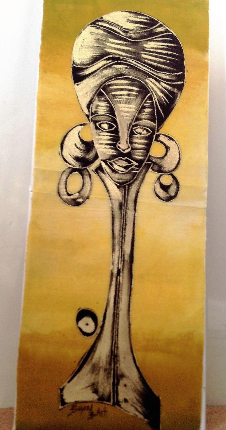 17 best Batik 24 x 60cm images on Pinterest