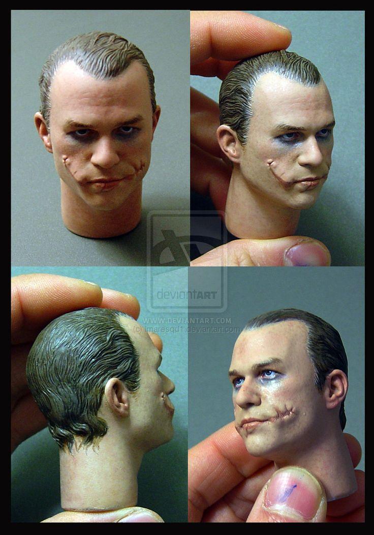 Heath Ledger Cop Joker by Imaresqd1.deviantart.com on @deviantART