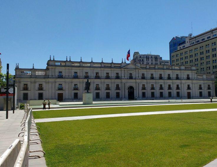 Palacio Las Moneda