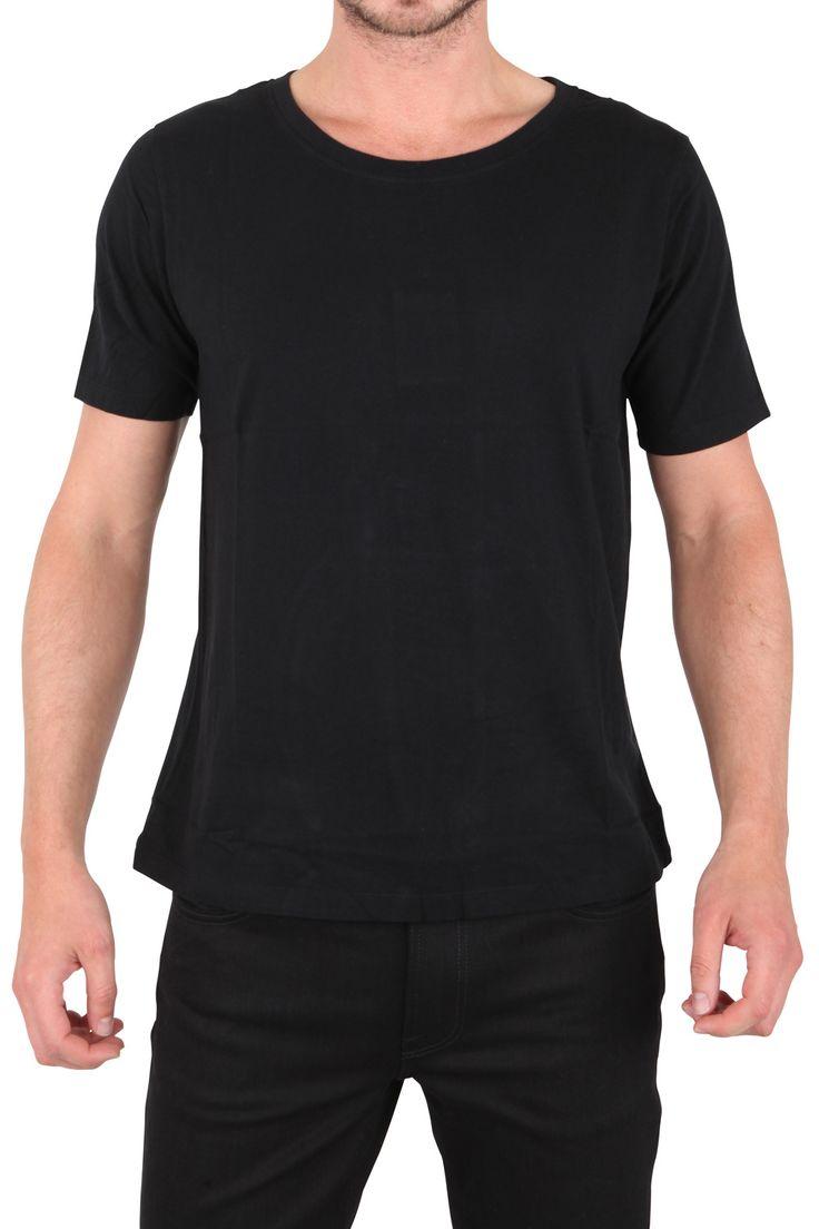 Black t shirt front - Plain Black Shirts Front And Backblack T Shirts