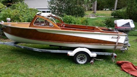 1960 Whirlwind Neptune 1640 Power boat for Sale in Morristown, NJ