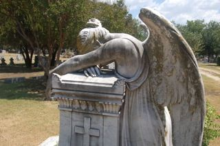 Holy Cross Cemetery, Waco, Texas