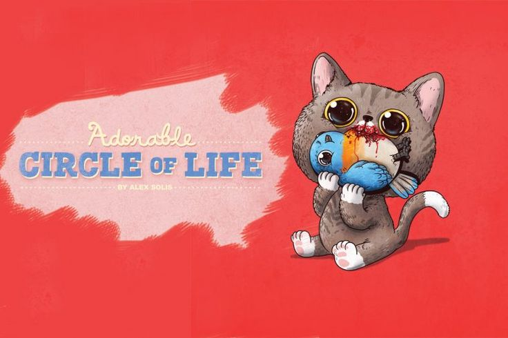 Adorable-Circle-of-Life-by-Alex-Solis