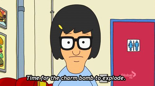 Pin for Later: Tina Belcher's 26-Step Guide to Being a Smart, Strong, Sensual Woman Don't Underestimate a Good Hair Flip