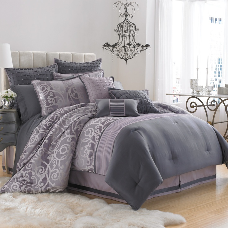 Manor Hill Allegra Bedding    Master Bedroom