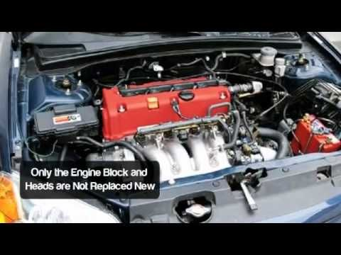 Is Remanufactured Engine as Good as a New Factory Sealed Engine from the Dealer - YouTube