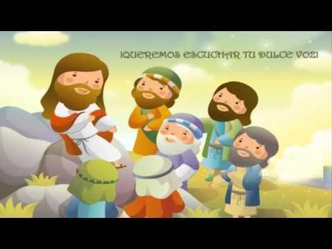 JESUS CUENTA PARABOLAS - HISTORIAS DE LA BIBLIA PARA NIÑOS - YouTube
