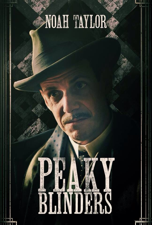 Noah Taylor, when he was a kid, tore my heart out in The Year My Voice Broke. Peaky blinders