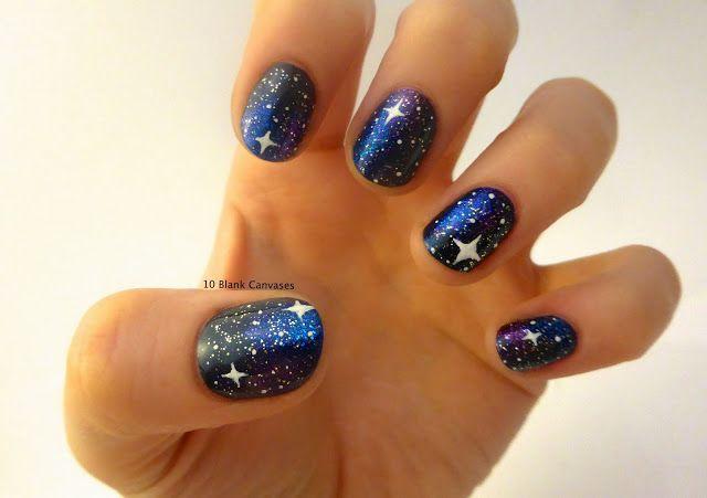 10 Blank Canvases #nail #nails #nailart #manicure