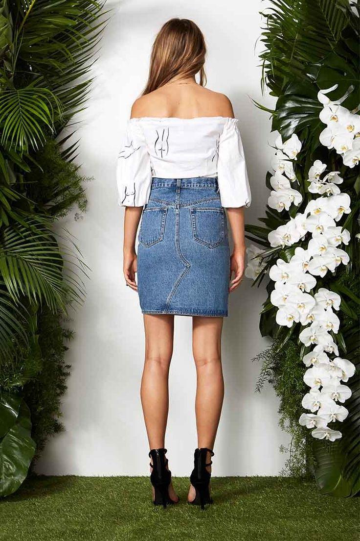 Maurie & Eve - Du Jour Skirt