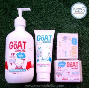 The Goat Skincare Review & Giveaway
