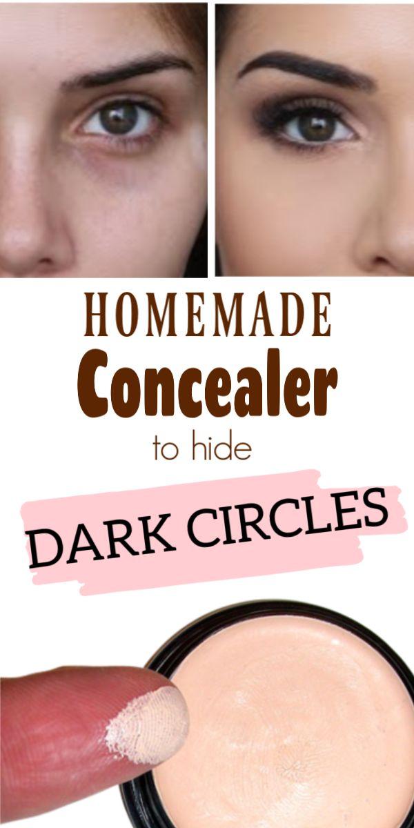 Miraculous DIY concealers To Hide Dark Circles And Pimples!