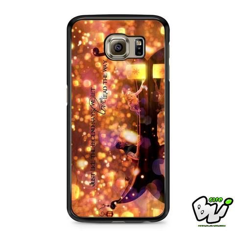 Disney Tangled Qoute Samsung Galaxy S6 Case