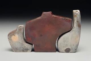 ceramic puzzle forms.