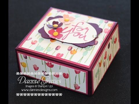 Dannie's Designs: Ferrero Rocher Box