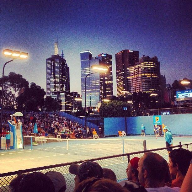 Australian Open - The Grand Slam of Asia/Pacific in Melbourne, VIC