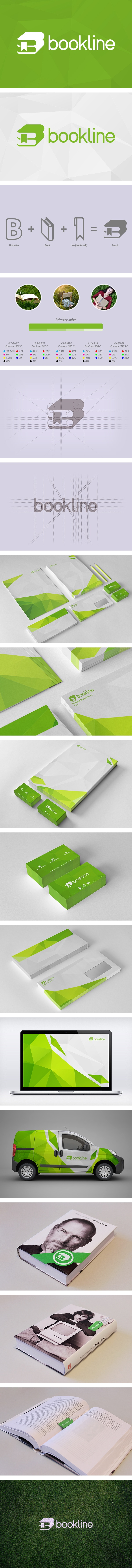 Think of branding as a logo with matching accessories