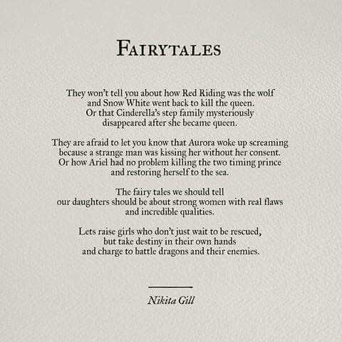Feminism in Fairytales