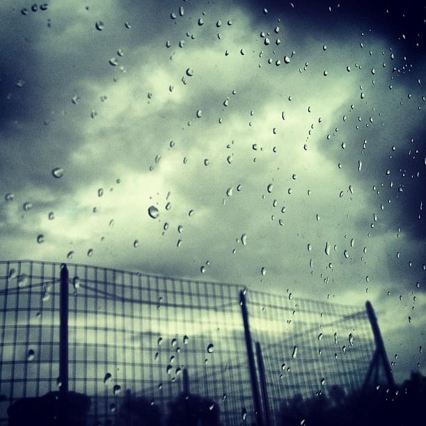 Wet day in in #Sicily