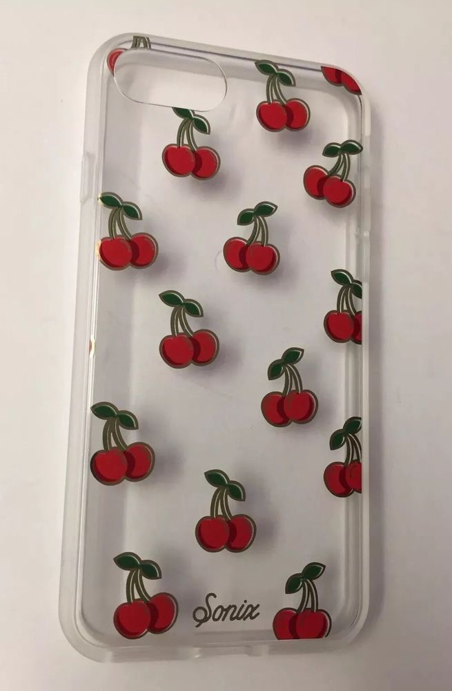 huge discount 045e1 5035e Sonix CHERRY BOMB Cell Phone Case for iPhone 8 / 7 MSRP $45 NIB NEW ...