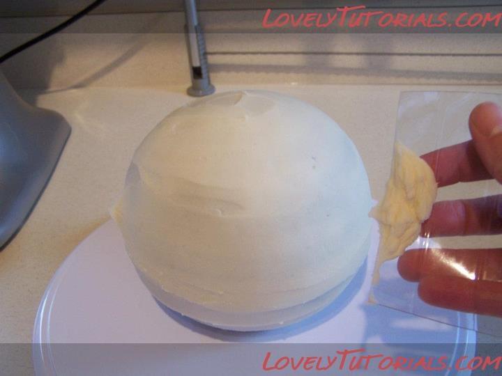 Ball Cake Tutorial
