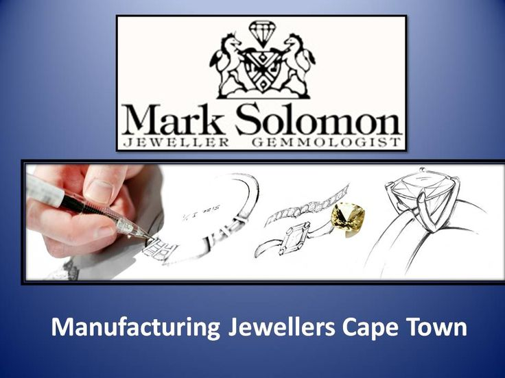 Mark Solomon is one of the best Manufacturing Jewellers Cape Town. When it comes to engagement rings, birthday presents, or any token to mark a special occasion, custom made jewellery is still the epitome of the personalised gift.