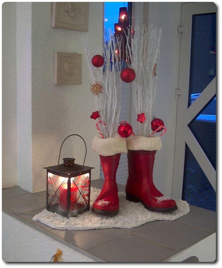Die besten 25 elegantes weihnachten ideen auf pinterest eleganter weihnachtsdekor elegante - Weihnachtsdeko backen ...