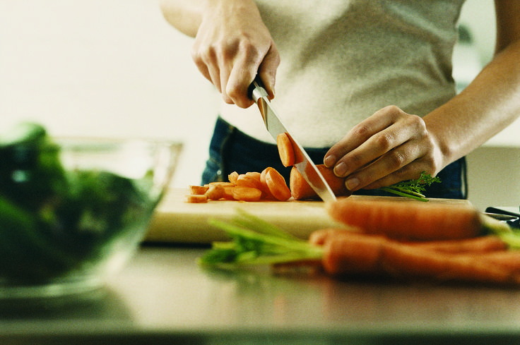 Eat only well cooked & hot food prepared hygienically