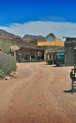 Golconda Arizona Ghost Town Towns Abandoned And Places