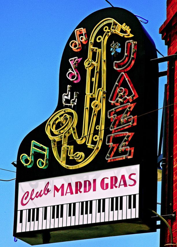 Club Mardi Gras ~ Kansas City, Missouri