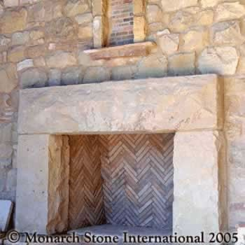 Sandstone Fireplace 28 best santa barbara sandstone images on pinterest | santa