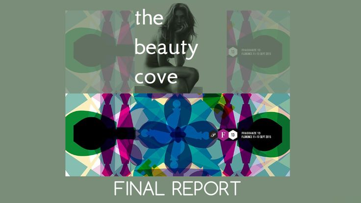 The Beauty Cove: PITTI FRAGRANZE 2015 • visto da THE BEAUTY COVE