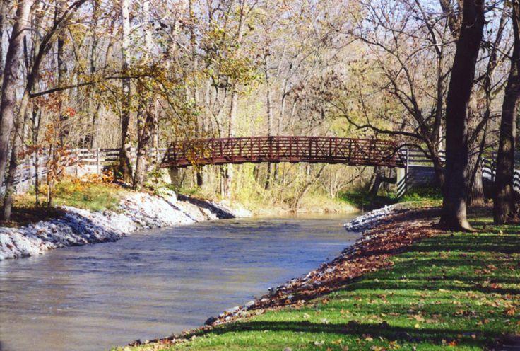 Arbuckle Acres Park in Brownsburg, Indiana