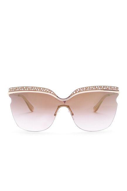 610d231e1470 Image of Jimmy Choo Women s Jezebel Oversized Sunglasses