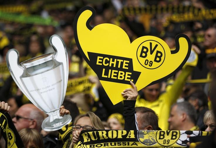 Borussia Dortmund // BVB // Echte Liebe.