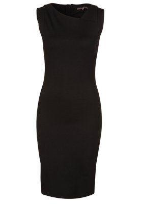 Vestito di maglina - nero