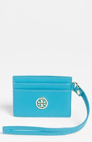 tory burch 39 robinson pass through 39 card case available at nordstrom id case pinterest. Black Bedroom Furniture Sets. Home Design Ideas